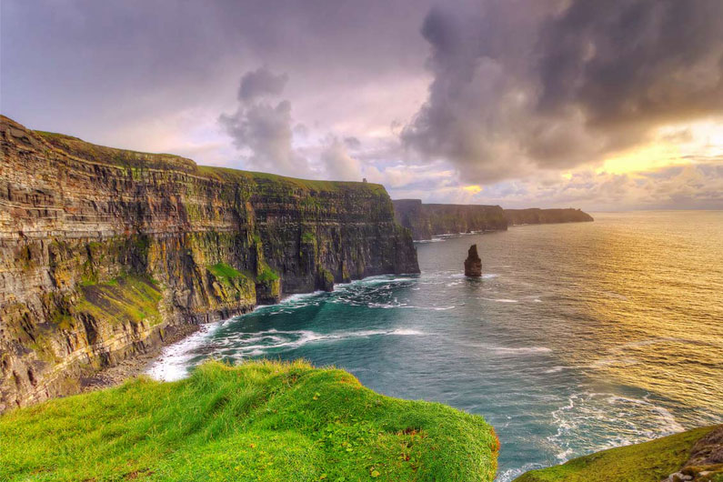 Tonton Lolo en Irlande