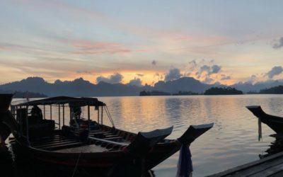 Marine en Thaïlande / 2ème partie: le sud